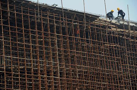 中国首次超越美国成为全球头号建筑大国
